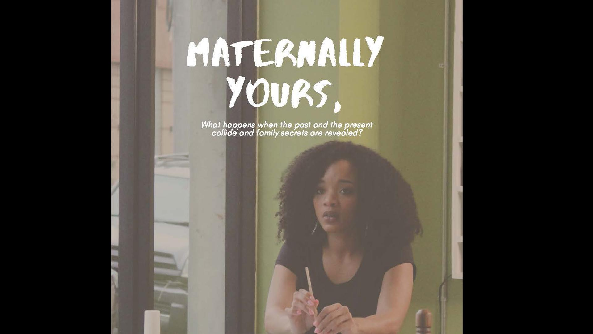 Maternally Yours,