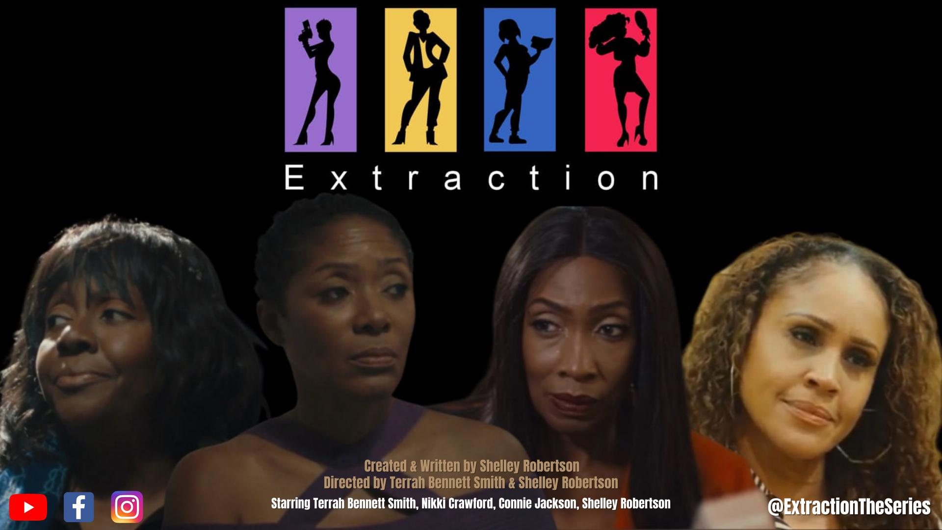 EXTRACTION THE SERIES