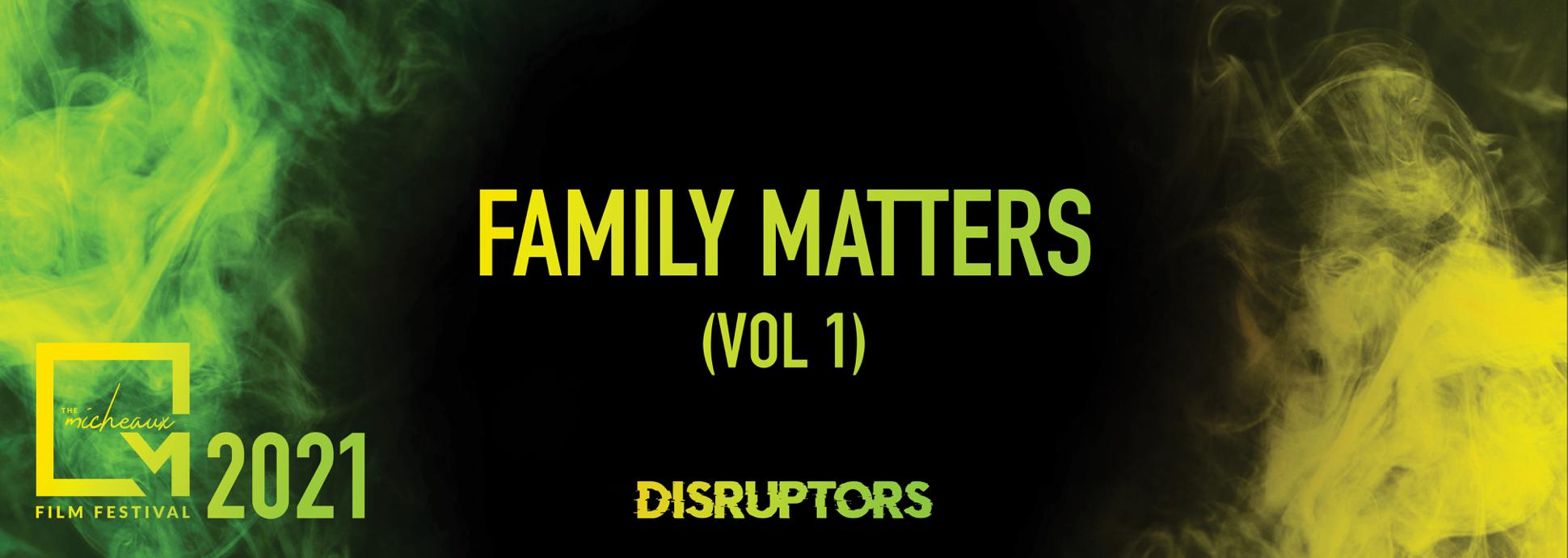 Family Matters (vol. 1)