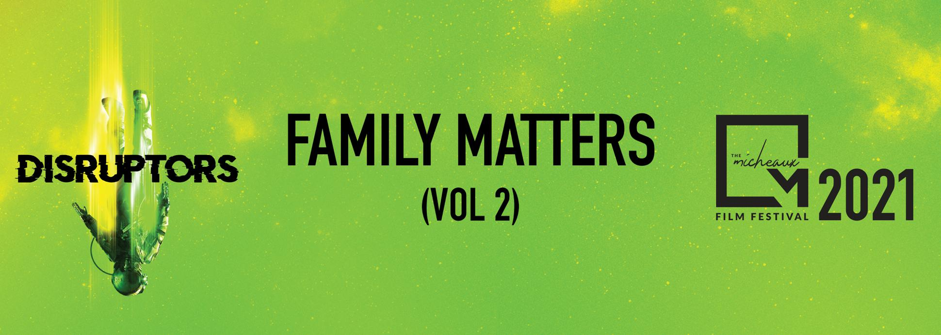 Family Matters (vol. 2)