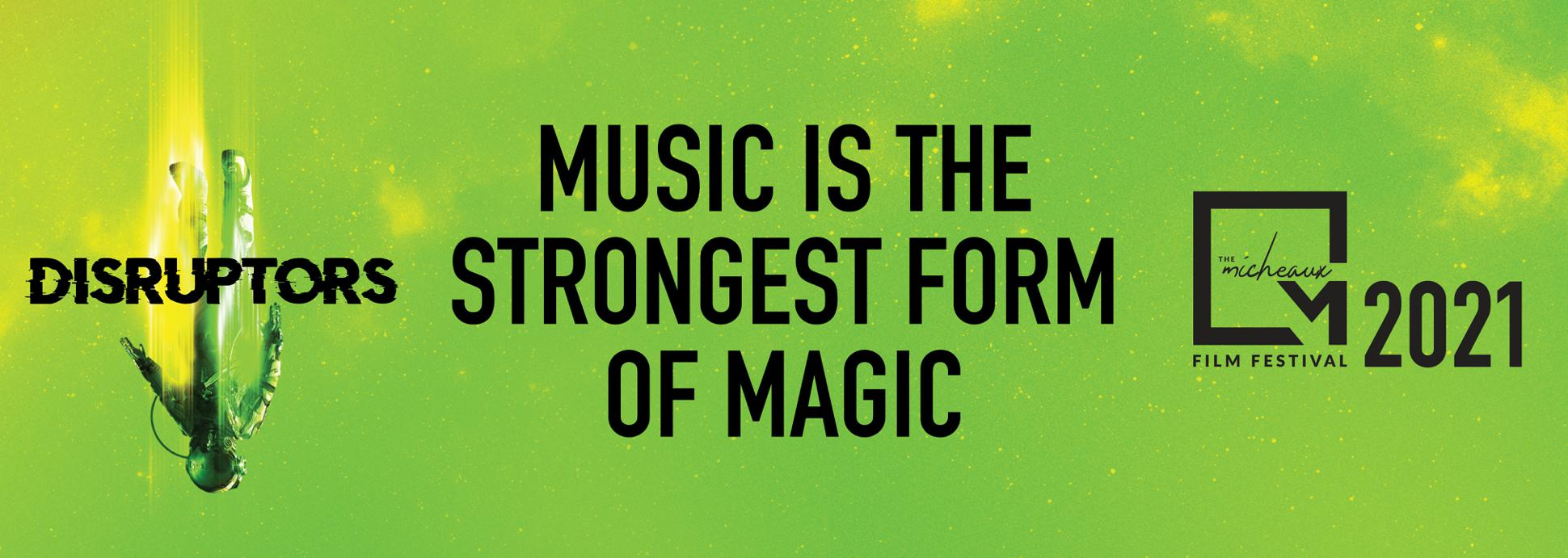 Music is the Strongest Form of Magic  (Music Videos)