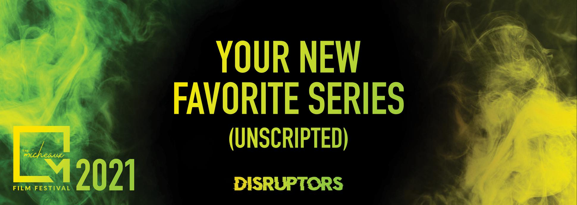Your New Favorite Series  (An Unscripted Collection)