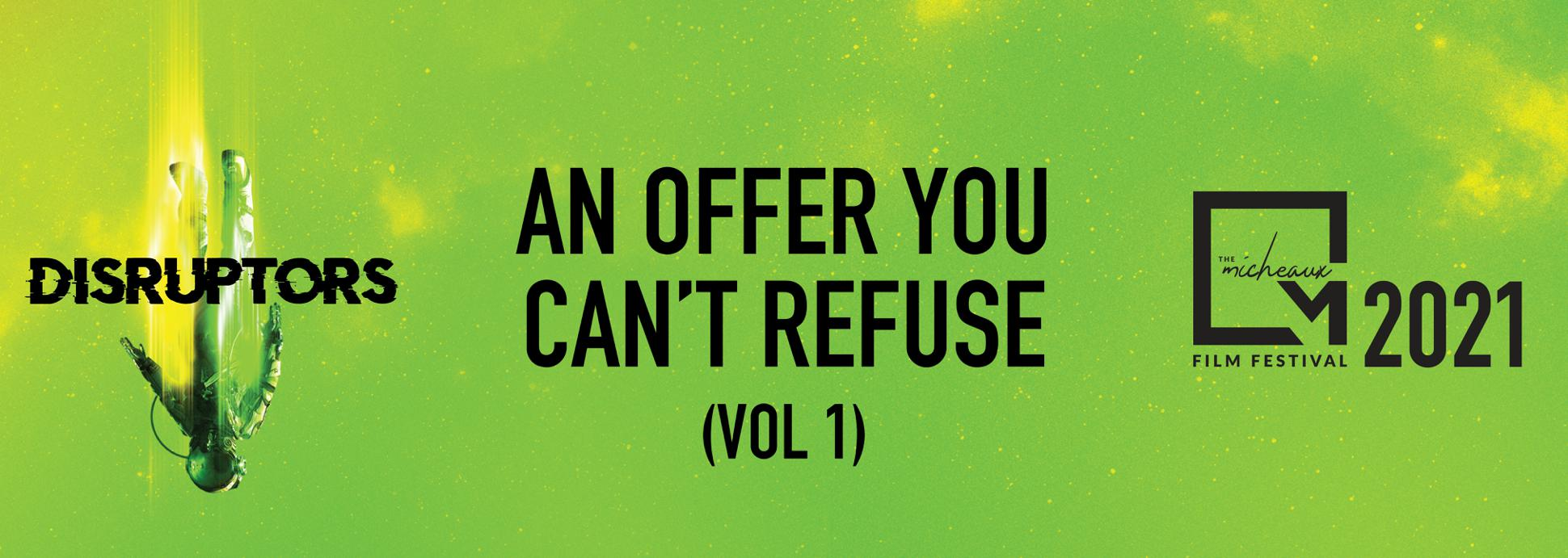 An Offer You Can't Refuse (vol 1)